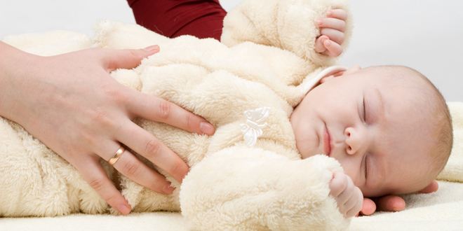 Why Baby Not Sleeping Well Help Melbourne Osteopath